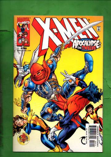 X-Men Vol 1 #96 Jan 00