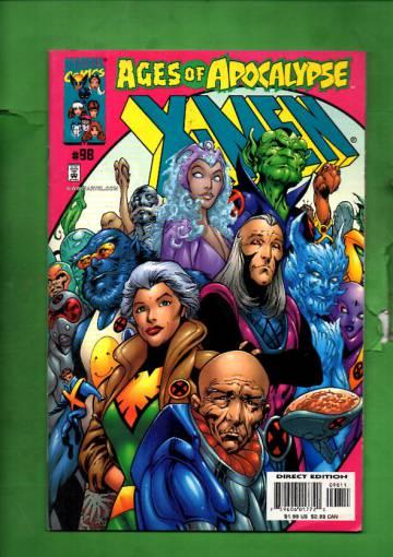 X-Men Vol 1 #98 Mar 00