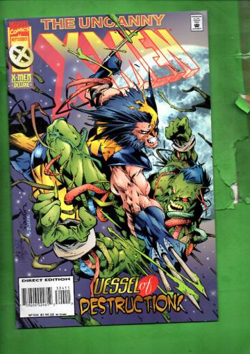 The Uncanny X-Men Vol 1 #324 Sep 95