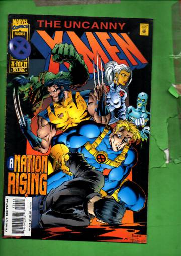 The Uncanny X-Men Vol 1 #323 Aug 95