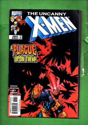 The Uncanny X-Men Vol 1 #357 Jul 98