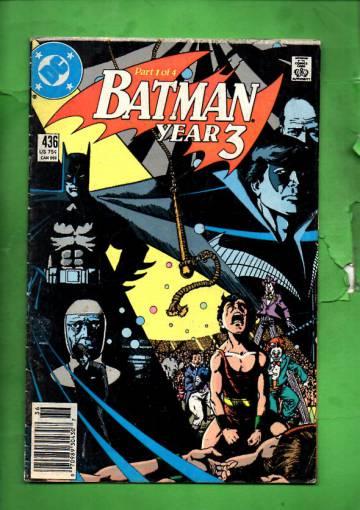 Batman #436 89