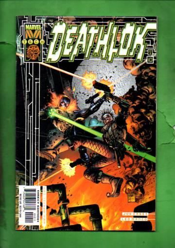 Deathlok Vol. 2 #10 May 00