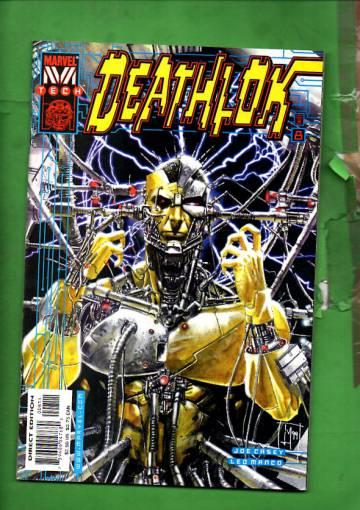 Deathlok Vol. 2 #8 Mar 00