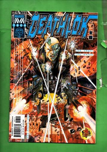 Deathlok Vol. 2 #7 Jan 00