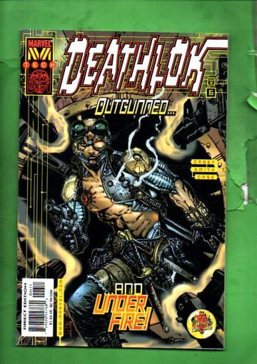 Deathlok Vol. 2 #6 Jan 00