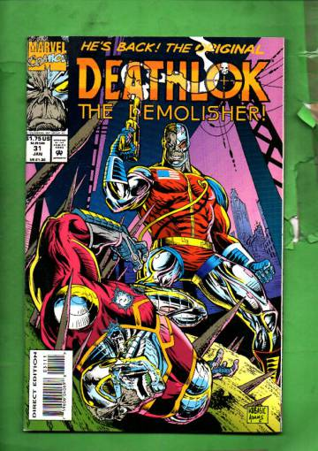 Deathlok Vol. 1 #31 Jan 94