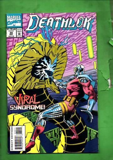 Deathlok Vol. 1 #30 Dec 93