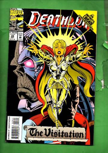 Deathlok Vol. 1 #28 Oct 93