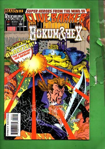 Hokum & Hex Vol. 1 #2 Oct 93