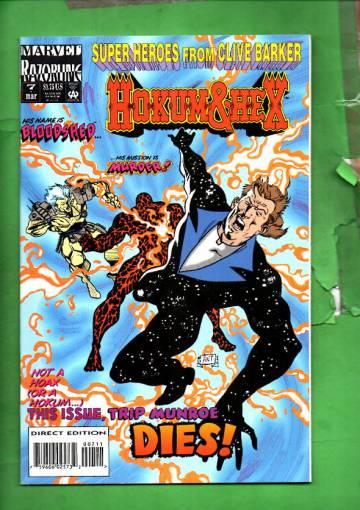 Hokum & Hex Vol. 1 #7 Mar 94
