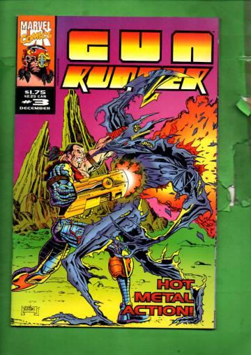 Gun Runner Vol. 1 #3 Dec 93