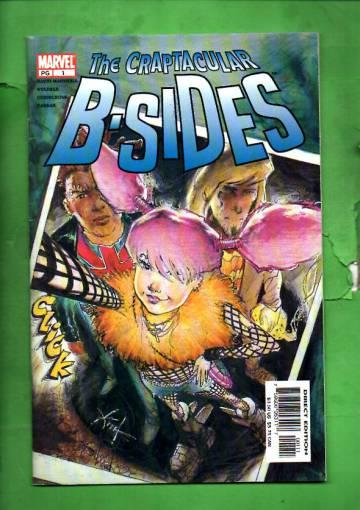 B-Sides Vol. 1 #1 Nov 02