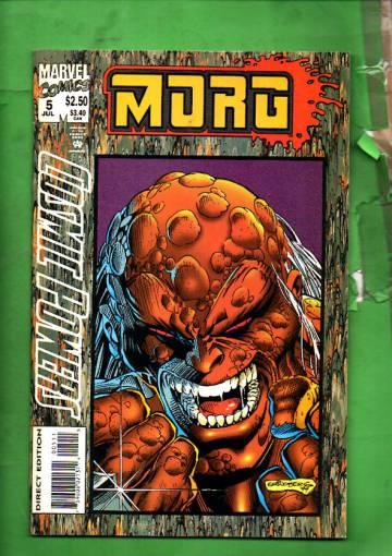 Cosmic Powers Vol. 1 #5 Jul 94