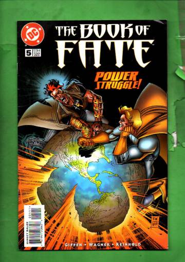 The Book of Fate #5 Jun 97