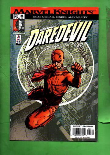 Daredevil Vol. 2 #26 Dec 01
