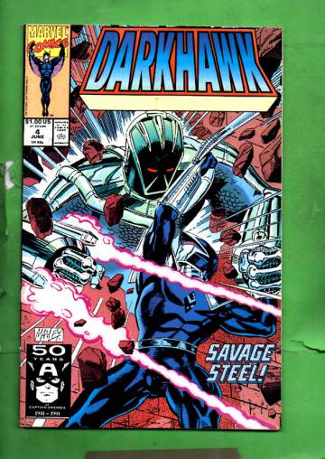 Darkhawk Vol. 1 #4 Jun 91