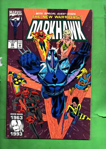 Darkhawk Vol. 1 #26 Apr 93