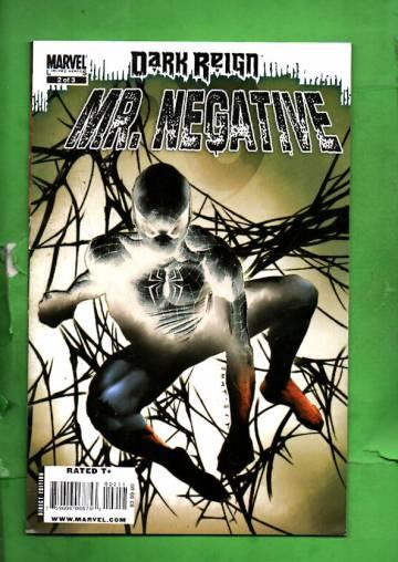 Dark Reign: Mister Negative #2 Sep 09
