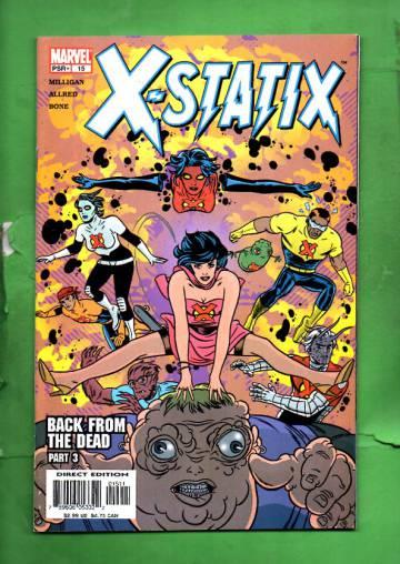 X-Static Vol. 1 #15 Dec 03