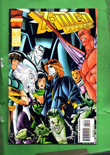 X-Men 2099 Vol.1 #28 Jan 96