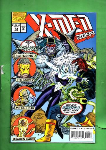 X-Men 2099 Vol.1 #12 Sep 94