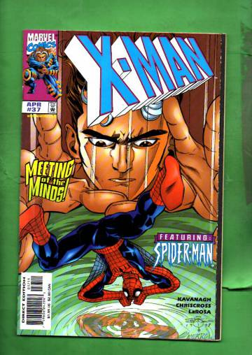 X-Man Vol. 1 #37 Apr 98