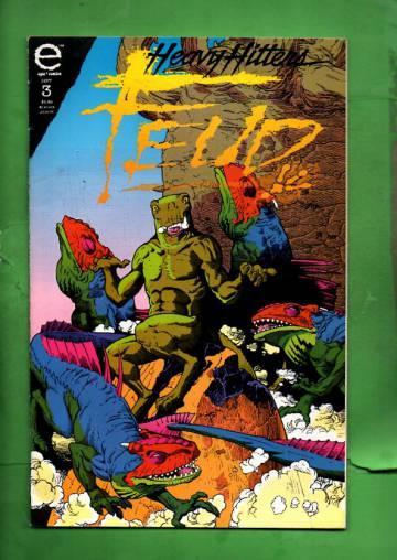 Feud Vol. 1 #3 Sep 93
