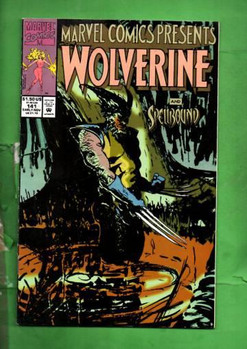 Marvel Comics Presents Vol 1 #141 Early Nov 93