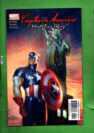 Captain America: What Price Glory Vol. 1 #4 May 03