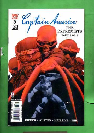 Captain America Vol. 4 #9 Apr 03