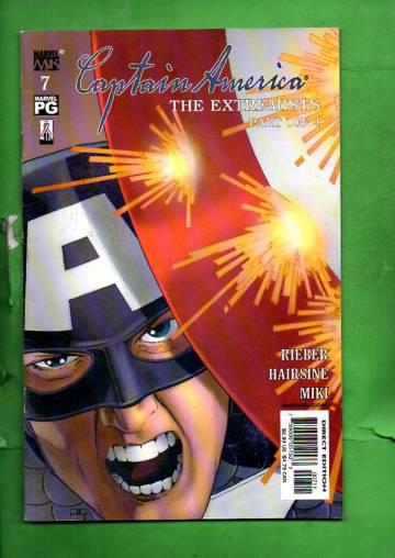 Captain America Vol. 4 #7 Feb 03