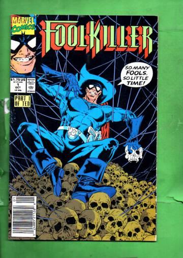 Fool Killer Vol. 1 #1 Oct 90