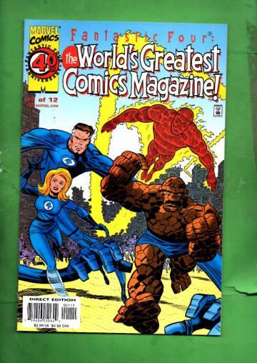 Fantastic Four: World's Greatest Comic Magazine Vol. 1 #1 Feb 01
