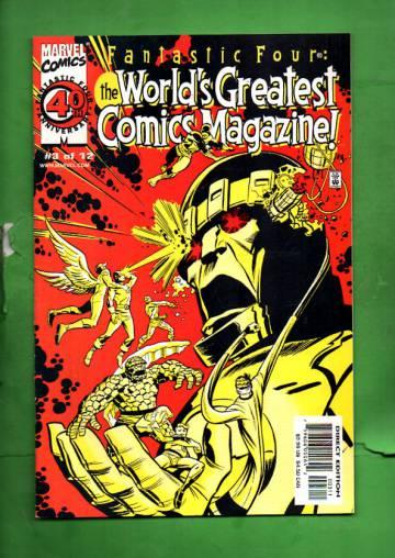 Fantastic Four: World's Greatest Comic Magazine Vol. 1 #3 Apr 01