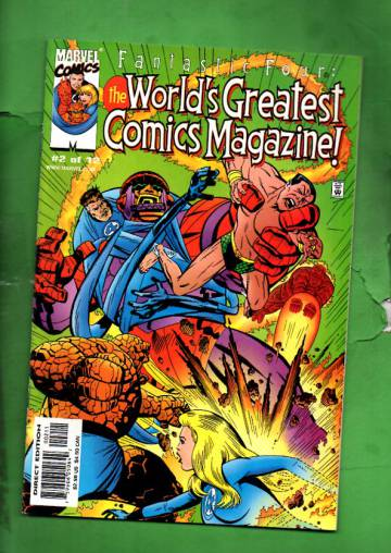 Fantastic Four: World's Greatest Comic Magazine Vol. 1 #2 Mar 01