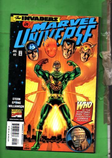 Marvel Universe Vol. 1 #2 Jul 98