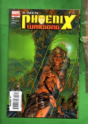 X-Men: Phoenix - Warsong #3 Jan 07