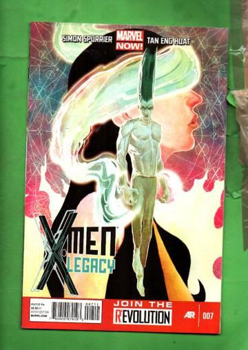 X-Men Legacy #6 Apr 13