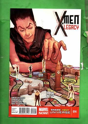 X-Men Legacy #14 Sep 13