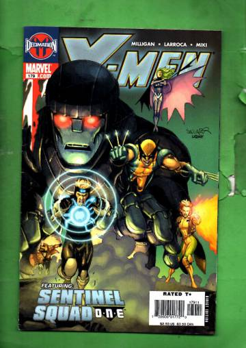X-Men #179 Feb 06