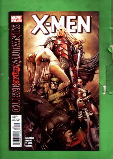 X-Men #3 Nov 10