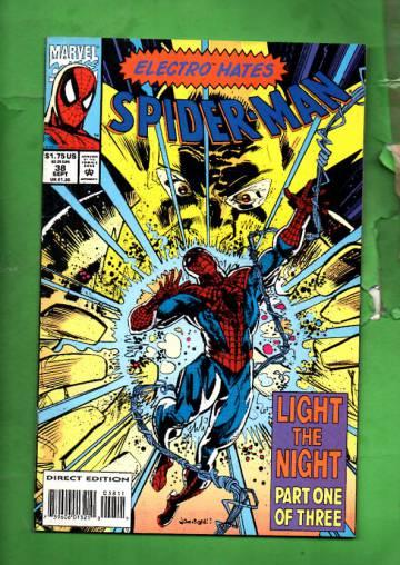 Spider-Man Vol. 1 #38 Sep 93