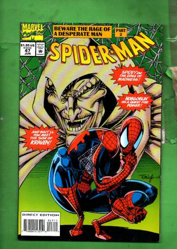 Spider-Man Vol. 1 #47 Jun 94