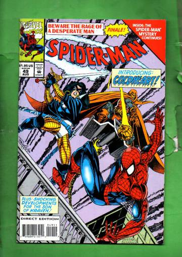 Spider-Man Vol. 1 #49 Aug 94