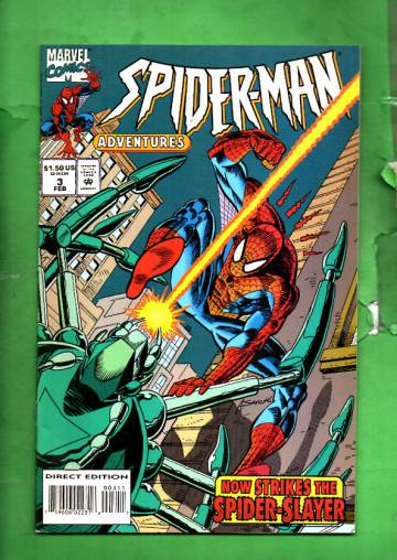 Spider-Man Adventure Vol. 1 #3 Feb 95