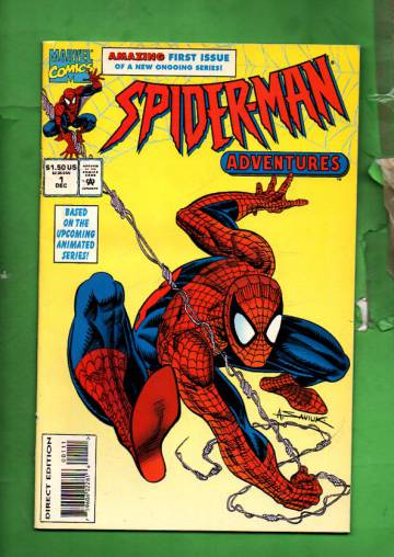 Spider-Man Adventure Vol. 1 #1 Dec 94