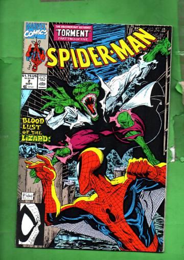 Spider-Man Vol. 1 #1 Sep 90