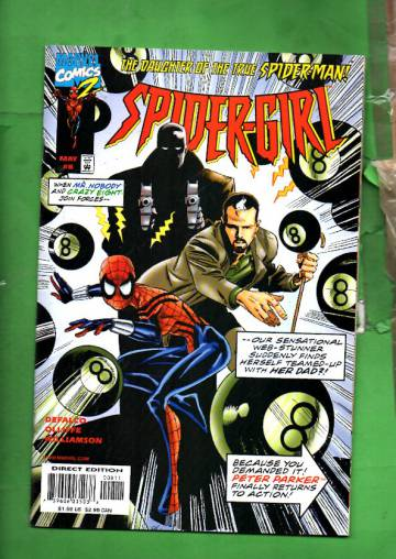 Spider-Girl Vol. 1 #8 May 99