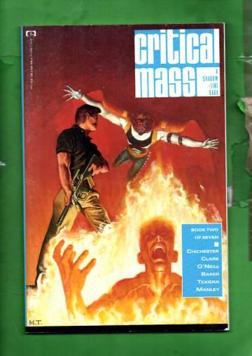 A Shadowline Saga: Critical Mass Vol. 1 #2 Feb 90